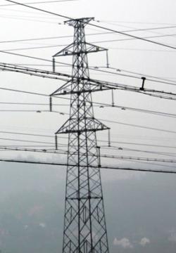 35kv输电线路铁塔